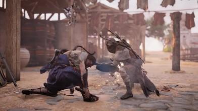 Assassin's Creed Origins Die Hard 30 Убийство слоумо