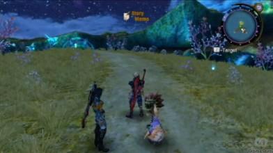 Трейлер Xenoblade Chronicles 3D