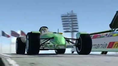 "TrackMania 2 Stadium ""Трейлер анонса"""