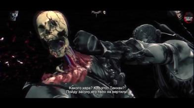 Tekken и Mortal Kombat - рэп битва