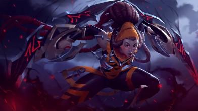 В Battlerite начался первый соревновательный сезон и появился новый герой - ассасинка Джамила