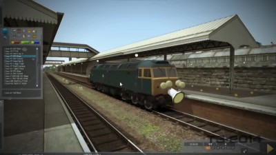 "Train Simulator 2014 ""Трейлер"""