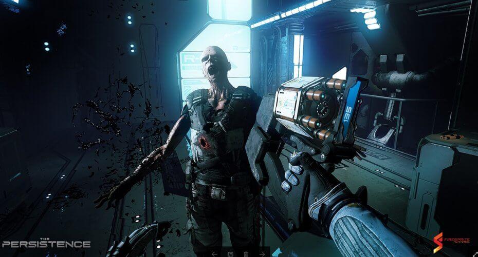 Хоррор The Persistence скажет 'нет' VR уже в следующем месяце