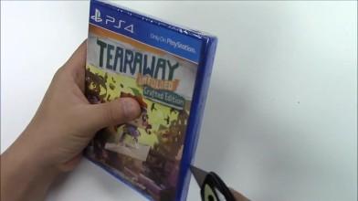 "Tearaway Unfolded ""Распаковка"""