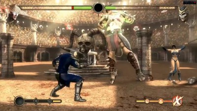 Mortal Kombat ALL RAIDEN MK Costume Skin PC Mod by RAFAEL LORENZO MK9