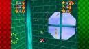 """Super Mario 64 """"Мультиплеер. Часть 4: Swimming on Planet Namek! (2 Игрока)"""
