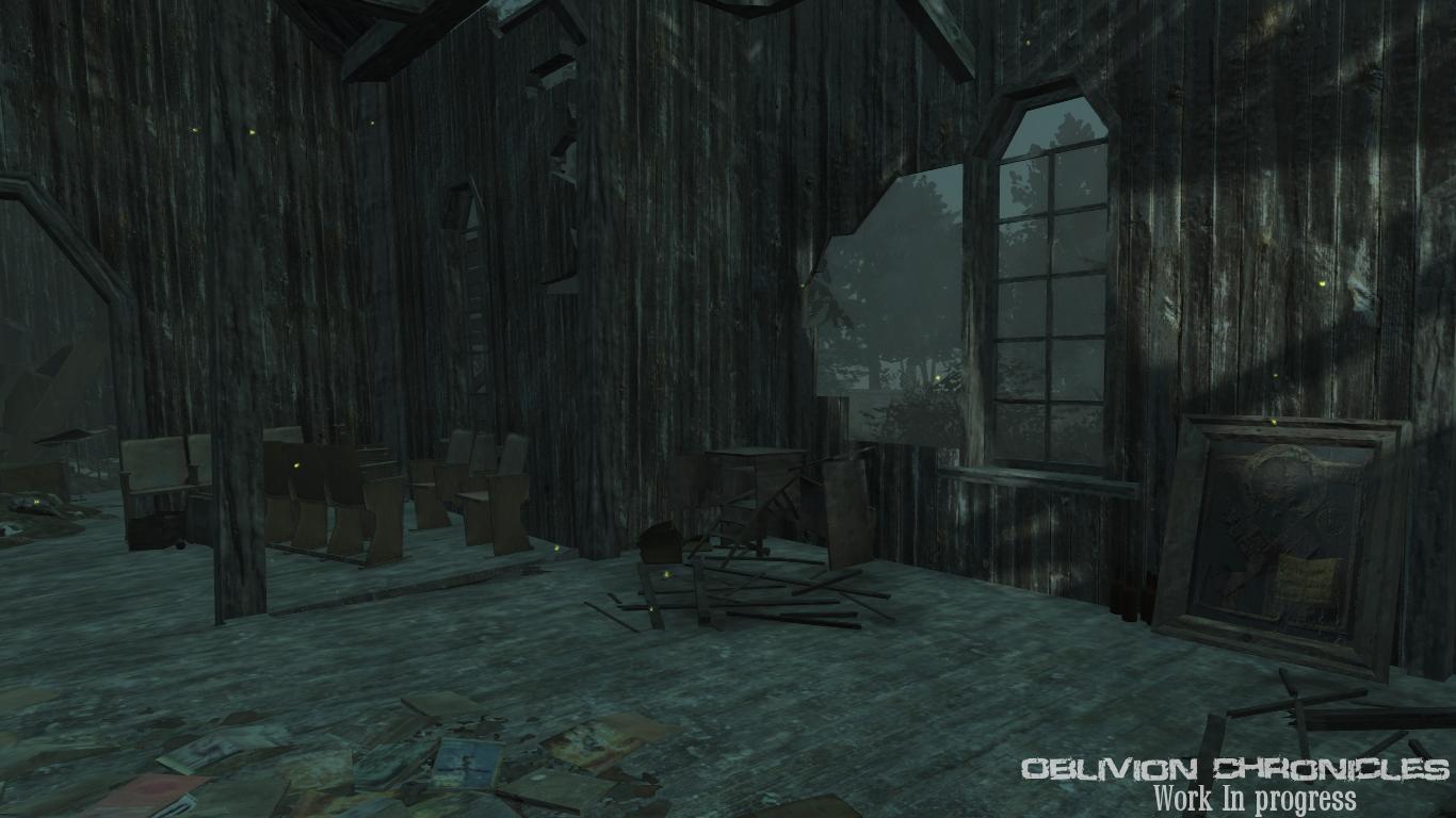 Анонсирован мод Oblivion Chronicles - S.T.A.L.K.E.R. перенесут на движок Fallout 4