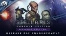 Анонс даты релиза Stellaris: Console Edition - Expansion Pass Two