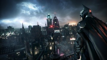 Вышел патч 1.14 для Batman Arkham Knight на PS4 и Xbox One