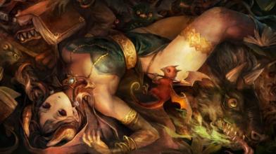 Реклама с демонстрацией игрового процесса Dragon's Crown Pro