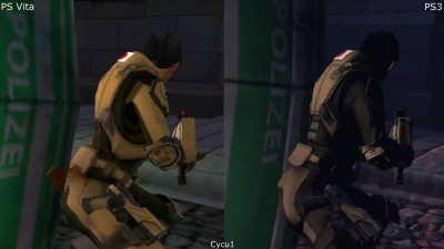 XCOM Enemy Unknown Plus PS Vita vs PS3 Сравнение графики