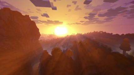 """Minecraft """"Трейлер E3 0017"""""""