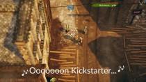 Средневековая GTA - Rustler выходит на Kickstarter