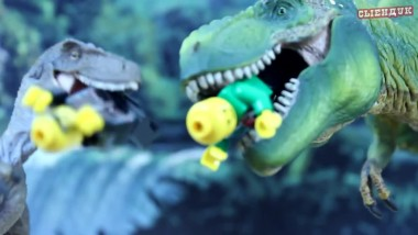 "LEGO Jurassic World ""Юрасик парк"""