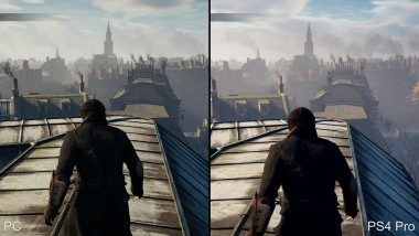 "Assassin's Creed: Syndicate ""Сравнение версий для PS4 Pro vs PS4 vs PC (Digital Foundry)"""