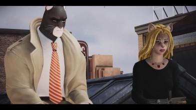 Ролик о создании Blacksad: Under the Skin