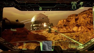 Новый геймплейный трейлер MechWarrior 5: Mercenaries