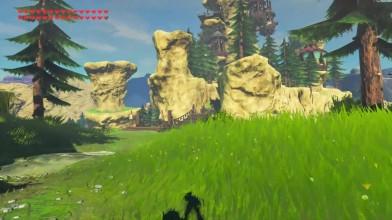 В The Legend of Zelda: Breath of the Wild появился вид от первого лица