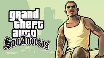 Первый Gameplay GTA: San Andreas HD Xbox 360