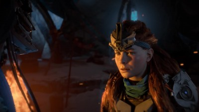 Horizon Zero Dawn - The Frozen Wilds DLC PS4 трейлер | E3 2017