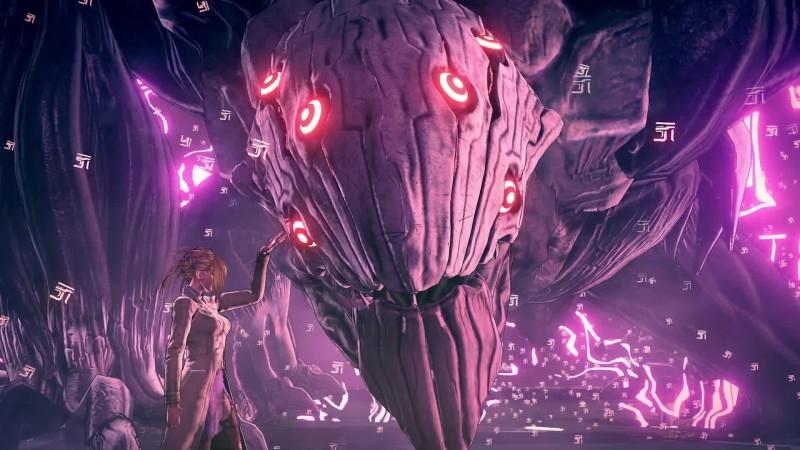 Трейлер нового экшн-проекта от Platinum Games - Astral Chain