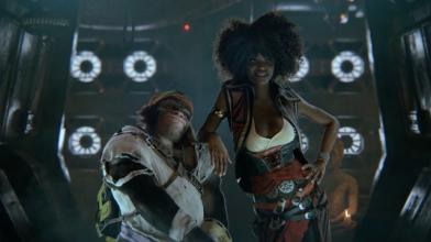 В новом трейлере Beyond Good and Evil 2 показали кастомизацию звездолетов и межзвездные планеты