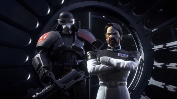 Анонс игры Star Wars: Uprising