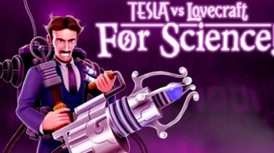 Научно-фантастический шутер Tesla vs Lovecraft получил первое DLC