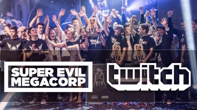 Twitch и Super Evil Megacorp объявляют о партнерстве по игре Vainglory