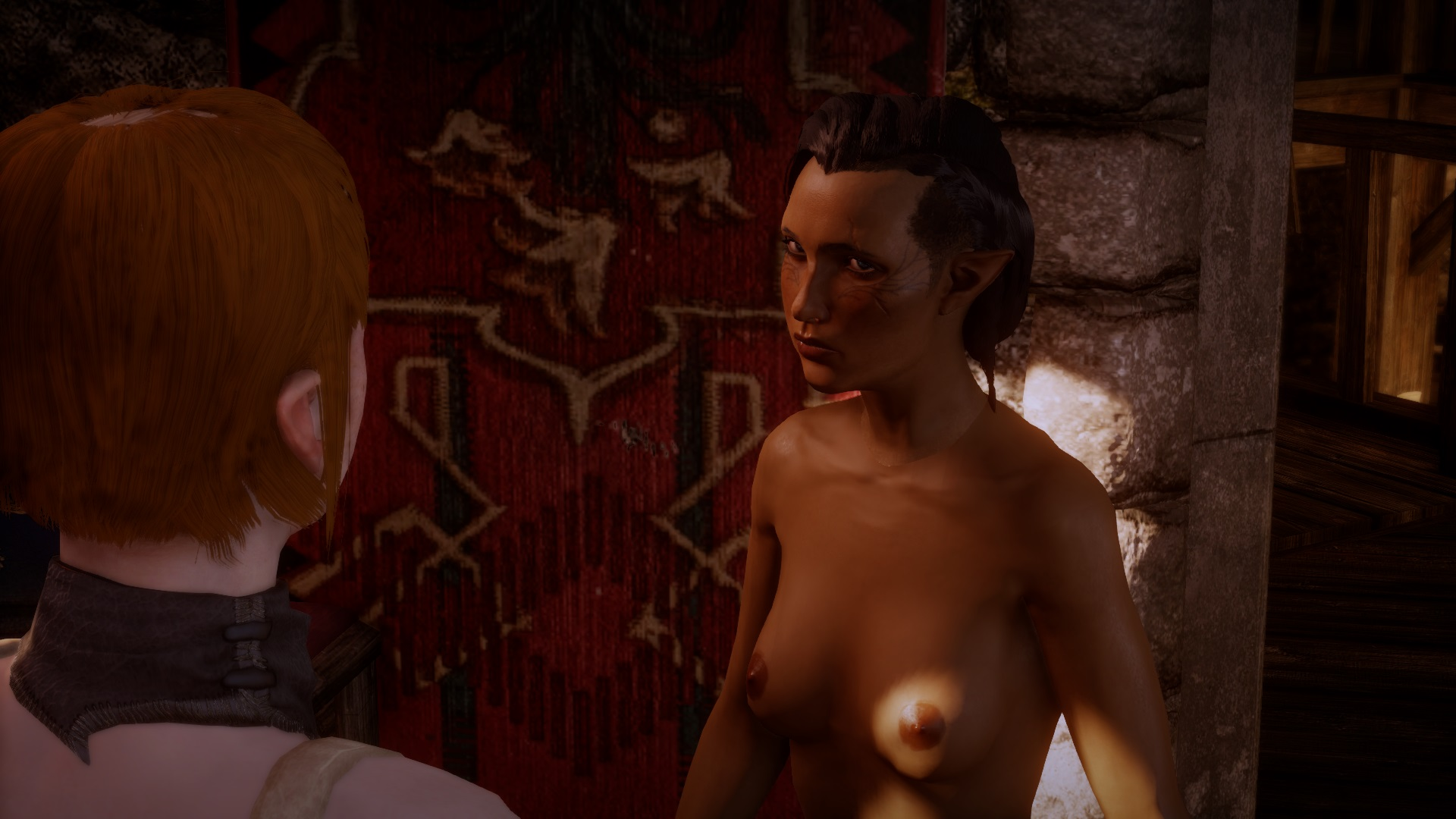 Dragon age 2 nude skins softcore beauties
