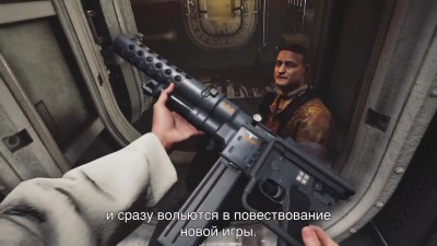 Wolfenstein II: The New Colossus - Америка в осаде