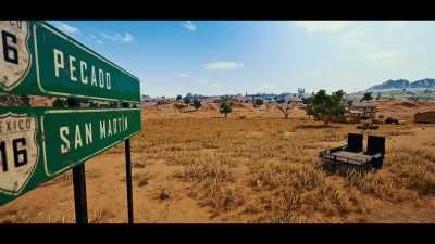 "PlayerUnknown's Battlegrounds ""Red Zone"""