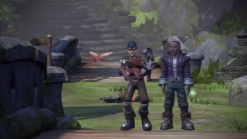 "Fable Anniversary ""Steam-трейлер"""