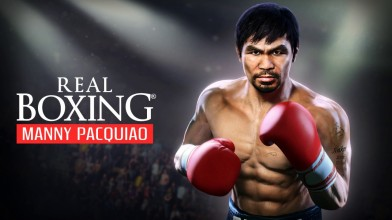 Состоялся релиз Real Boxing Manny Pacquiao