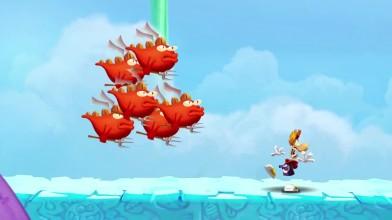 Rayman Fiesta Run Релизный трейлер