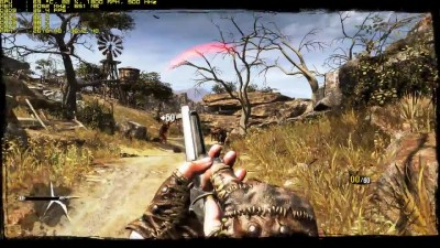 Тест Call of Juarez Gunslinger запуск на слабомПК (4 ядра, 4 ОЗУ, GeForce GTX 550 Ti 1 Гб)