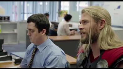 """Что делал Тор во время """"Противостояния""""?"""