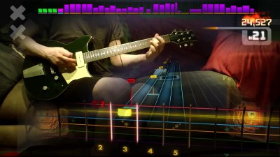 "Rocksmith 2014 - DLC - Guitar - Rush ""YYZ"""