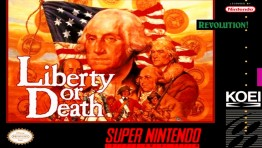[Игровое эхо] 18 марта 1994 года - выход Liberty or Death для Super NES