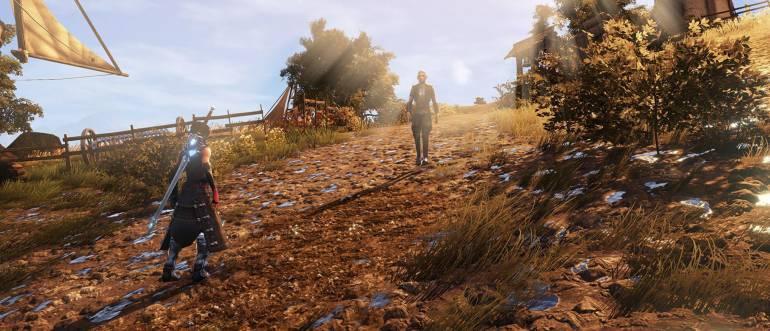 Новые скриншоты JRPG Edge of Eternity, но релиз еще не скоро