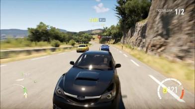 Forza Horizon 2- Subaru Impreza WRX STI