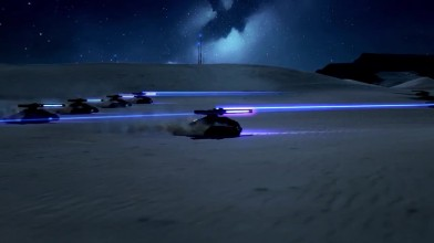 "Homeworld: Deserts of Kharak ""Трейлер SOBAN FLEET PACK"""