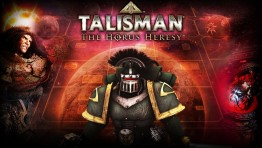 Talisman: The Horus Heresy теперь официально на русском языке