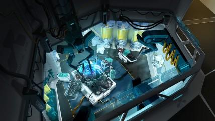 """Изучаем классику: Лаборатория """"Лазарь"""" из игры Doom"""