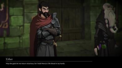 Sword Legacy: Omen - трейлер анонса даты релиза мультяшной RPG