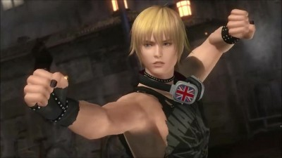 "Dead or Alive 5: Last Round ""Gen Fu vs Eliot Gameplay Trailer"""