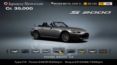 "Gran Turismo 4 ""Родстер пати Honda S2000 Gran Turismo 4К на ПК + Fanatec CSL Elite"""
