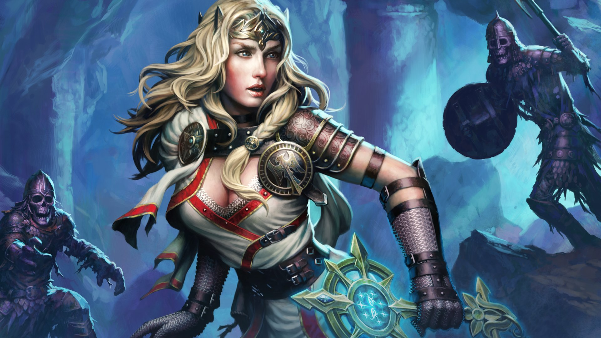 Вышло масштабное DLC Undermountain для Neverwinter Online