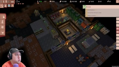 Life in Bunker - Постройка лифта на второй этаж - (Прохождение,Gameplay) #2