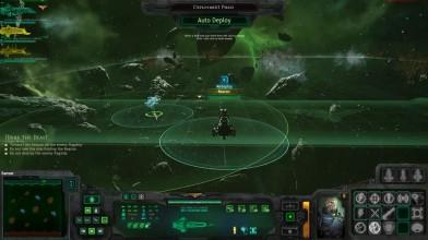 """Battlefleet Gothic Armada """"прохождение на русском Уничтожили Space Hulk Глава 4 - Ч7 обзор"""""""